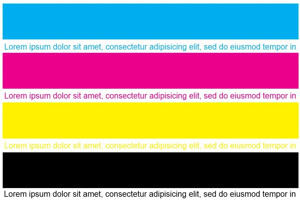 Captivating Colour Laser Printer Test Page. »